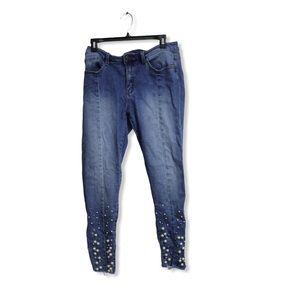 Fashion Nova Pearl Jeans